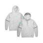Outline Pullover Hoodie White