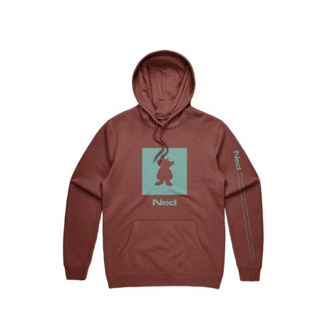 Box Pullover Cayenne (Apparel)