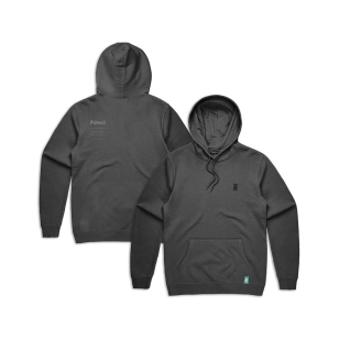 Icon Pullover Hoodie Black (Apparel)
