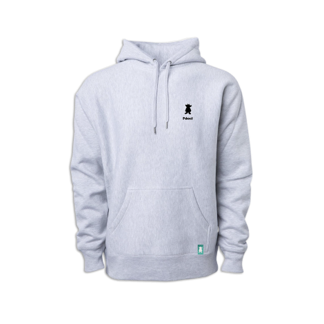 Icon Pullover Hoodie Gray (Apparel)