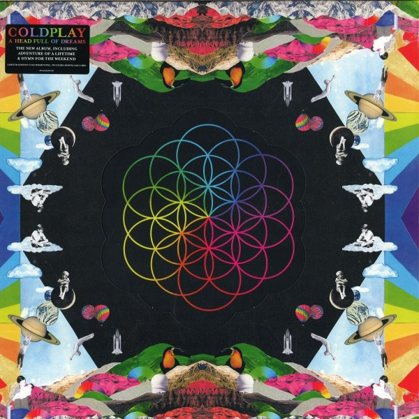 A Head Full Of Dreams CD