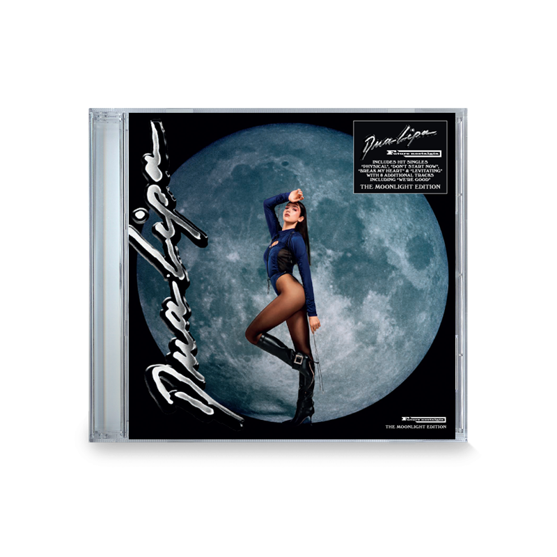 Future Nostalgia - The Moonlight Edition (CD)