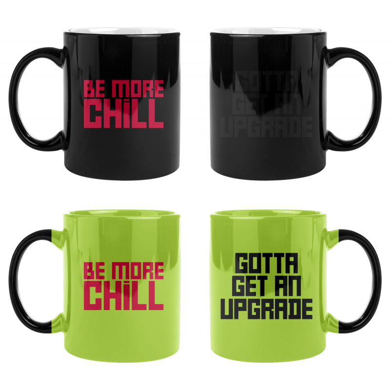 Upgrade Hot Cold Mug