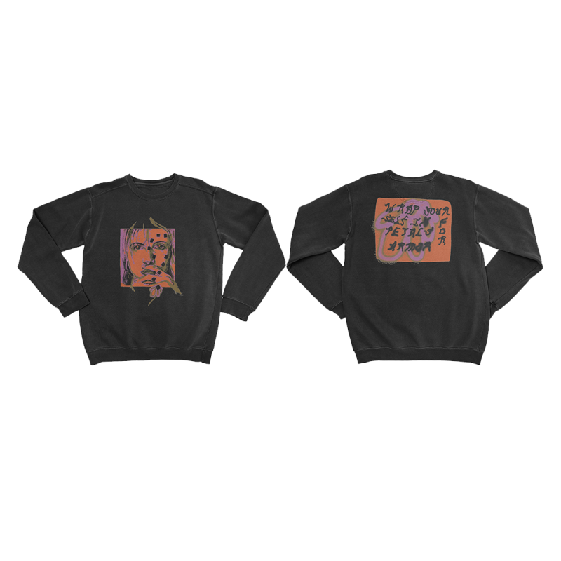 Petals Sketch Crewneck (Apparel)