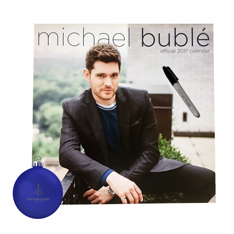 Michael Buble Festive Bundle
