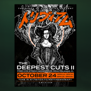 Deepest Cuts Poster