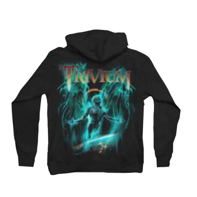 Death From Above Basic Zip Hoodie