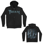 Retribution Basic Zip Hoodie