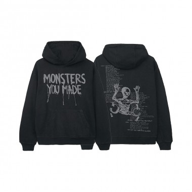 Monsters You Made Pullover Hoodie (Apparel)