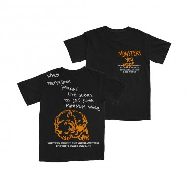 Anger And Rage T-Shirt (Default)