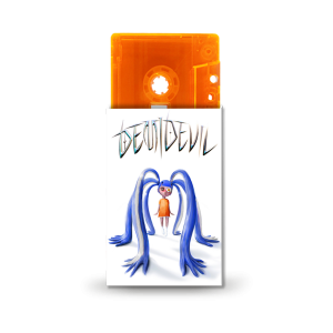DEMIDEVIL Transparent Orange Cassette