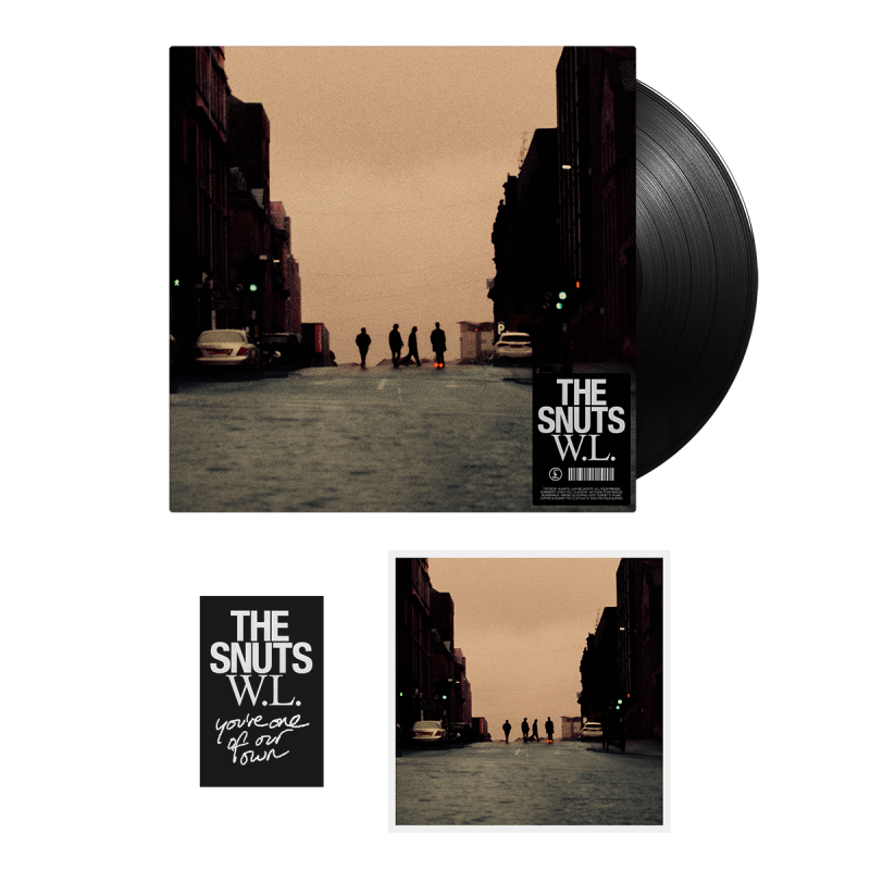 VINYL SIGNATURE BUNDLE
