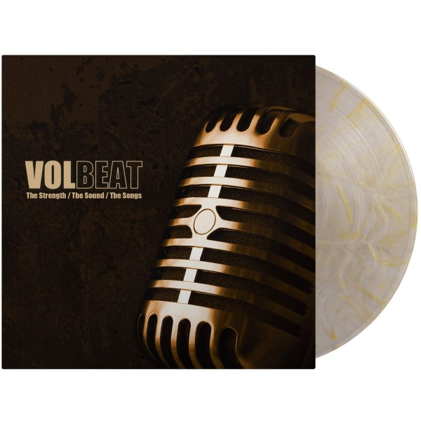 The Strength/The Sound/The Songs Marble European Exclusive Vinyl (Default)