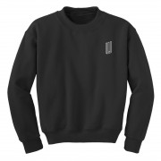 Bars Crewneck (Black)