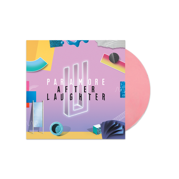 Paramore After Laughter (Coloured Vinyl)