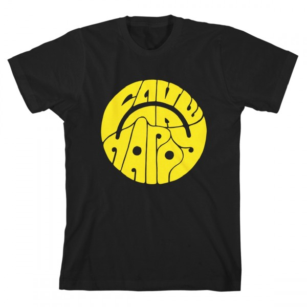 Paramore Retro Fake Happy T-Shirt