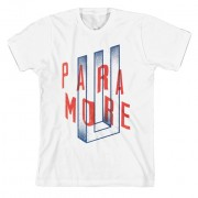 Paramore Bars Stamp T-Shirt