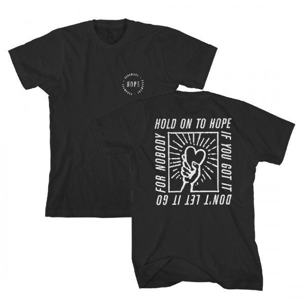 Hold On T-Shirt - Paramore Merchandise
