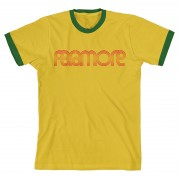 Paramore Retro Name Ringer T-Shirt