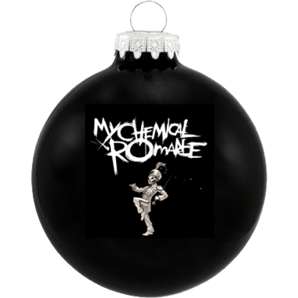 Black Parade Ornament 2014