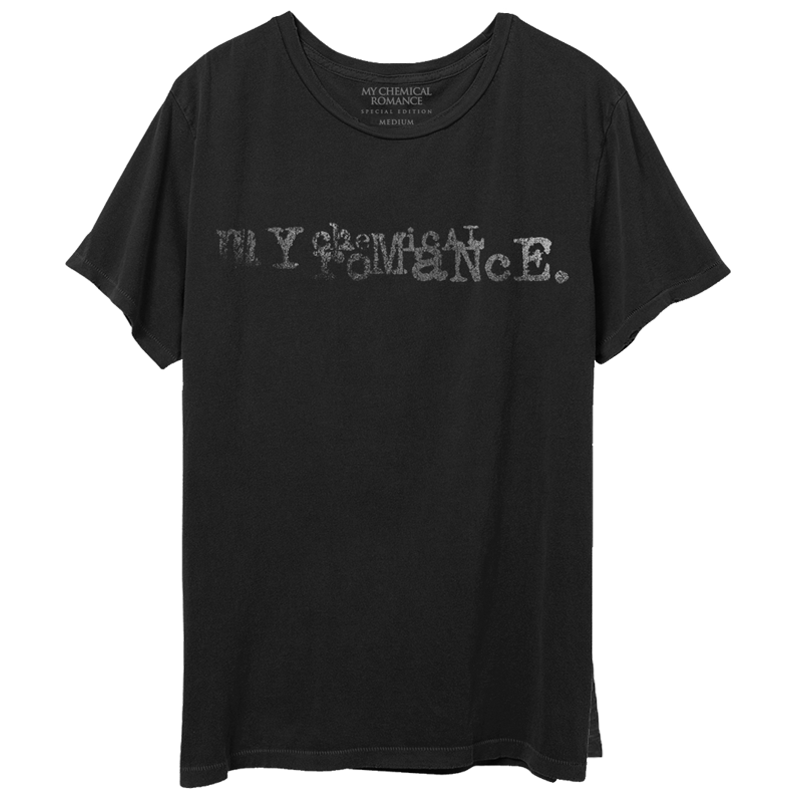 REVENGE LOGO DISTRESSED T-SHIRT