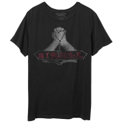 PRAYING HANDS DISTRESSED T-SHIRT