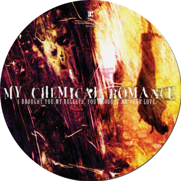 Limited Edition I Brought You My Bullets, You Brought Me Your Love Picture Disc