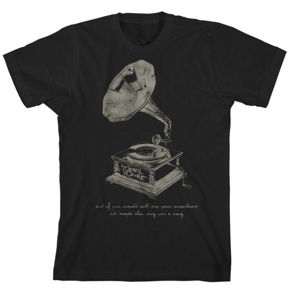 My Chemical Romance Mama Gramophone T-shirt