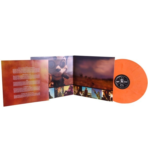 DANGER DAYS: THE TRUE LIVES OF THE FABULOUS KILLJOYS LIMITED EDITION COLOURED VINYL