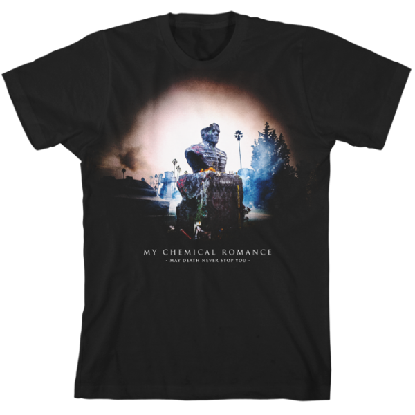 MCR May Death Never Stop You T-Shirt