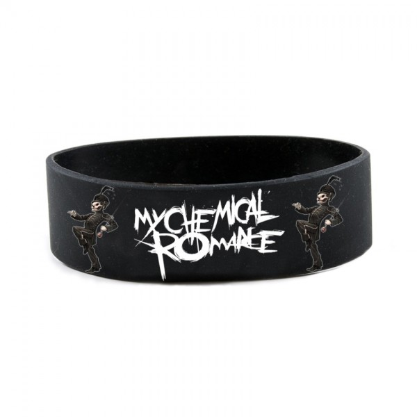 MCR Pepe Marching Wristband