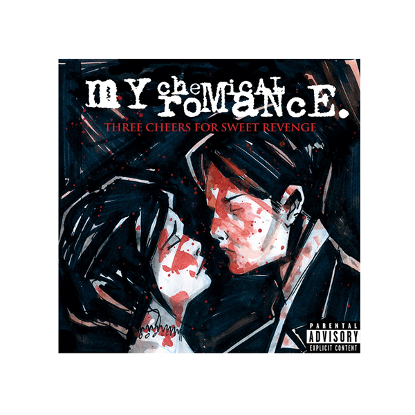 Three Cheers For Sweet Revenge Vinyl LP