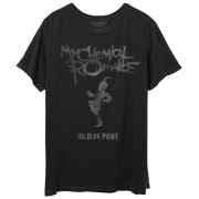 THE BLACK PARADE DISTRESSED T-SHIRT