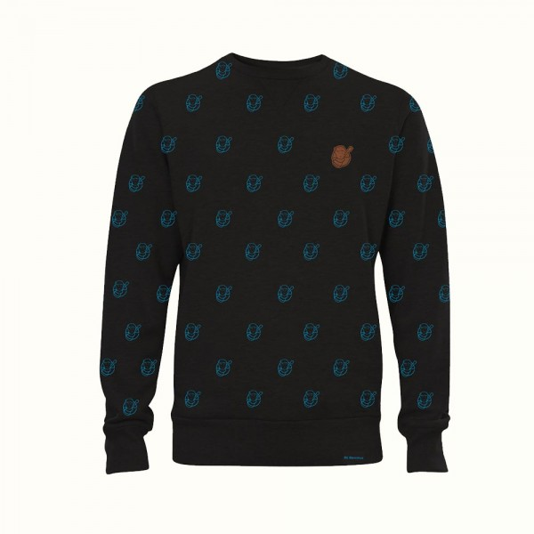 Pictogram Allover Sweatshirt