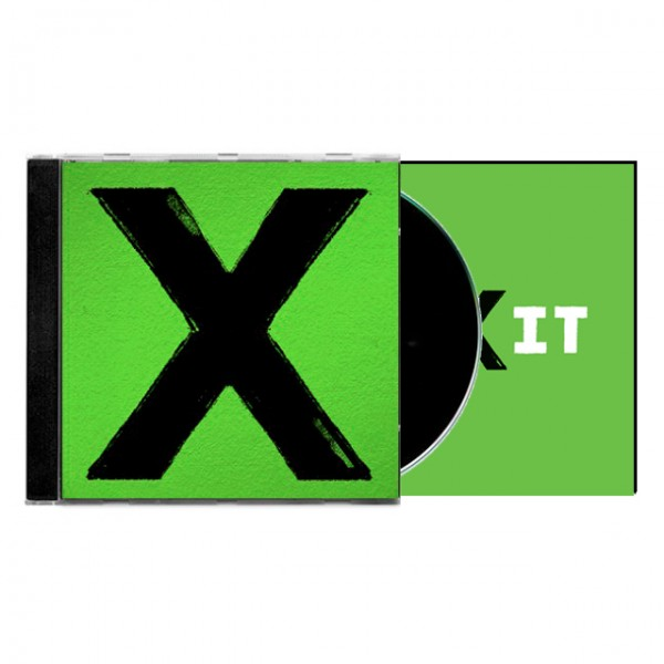 x edxit Fan Edition CD Album