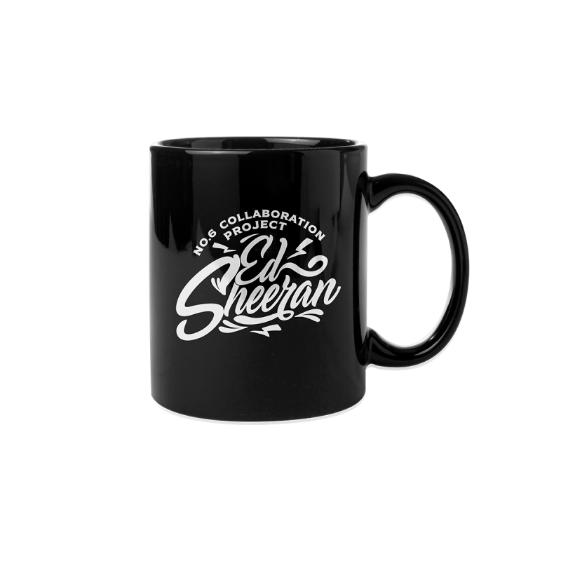 Ed Sheeran No.6 Mug