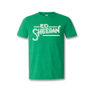 Green Pen Logo T-shirt