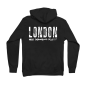 Pop Up No. 6 City London Hoodie