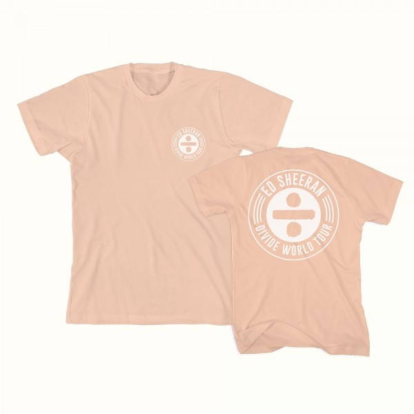 Peach Divide World Tour T-Shirt