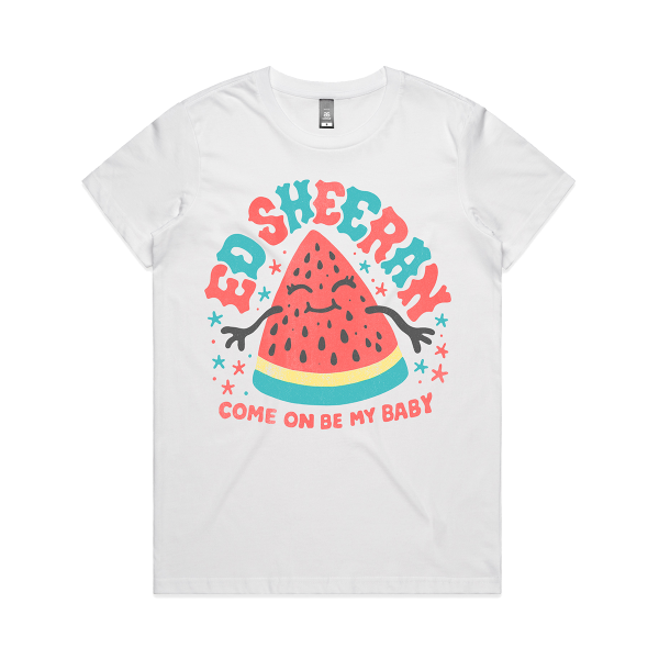 Watermelon Ladies T-Shirt
