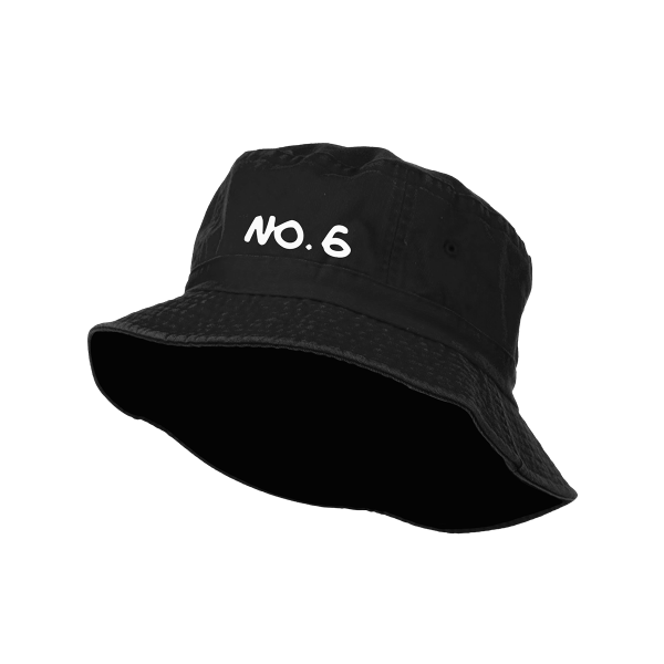 No.6 Collaborations Project Bucket Hat