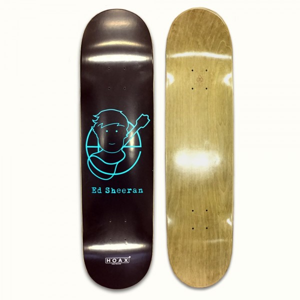 HOAX / Ed Pictogram Skateboard Deck
