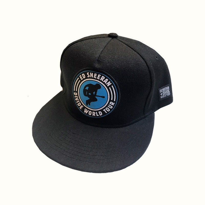÷ World Tour Snapback Cap