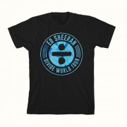 Spin Stamp Black Tour T-Shirt