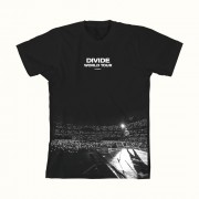Crowd Shot T-Shirt Black