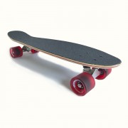 Ed / HOAX Complete Skateboard - Top Grip Tape