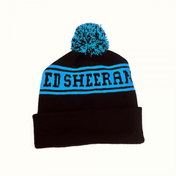 Ed Sheeran Bobble Hat - Ed Sheeran Store 52062d158b7