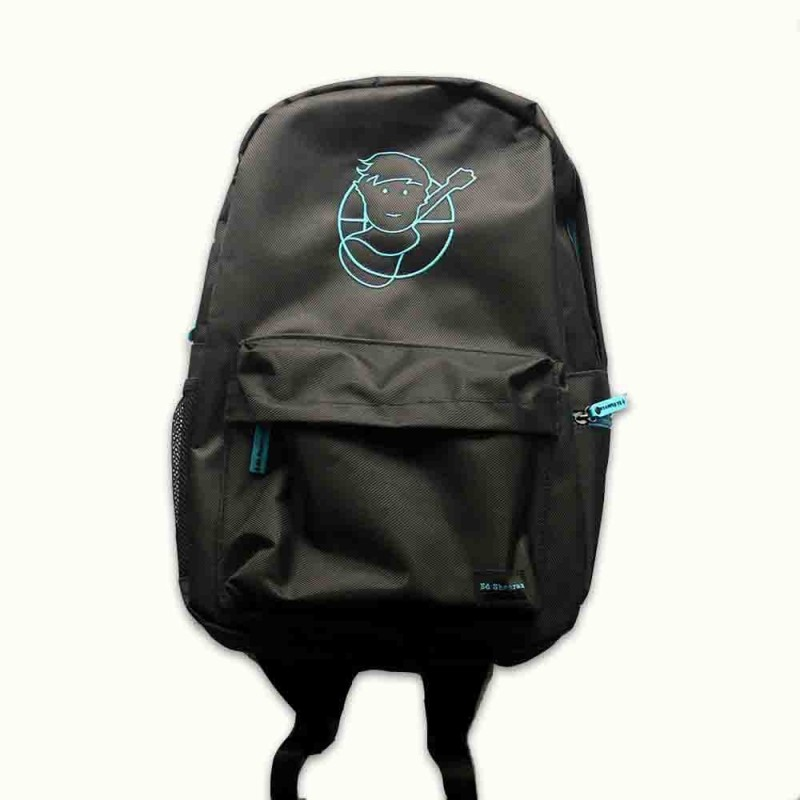 Ed Sheeran - Pictogram Backpack