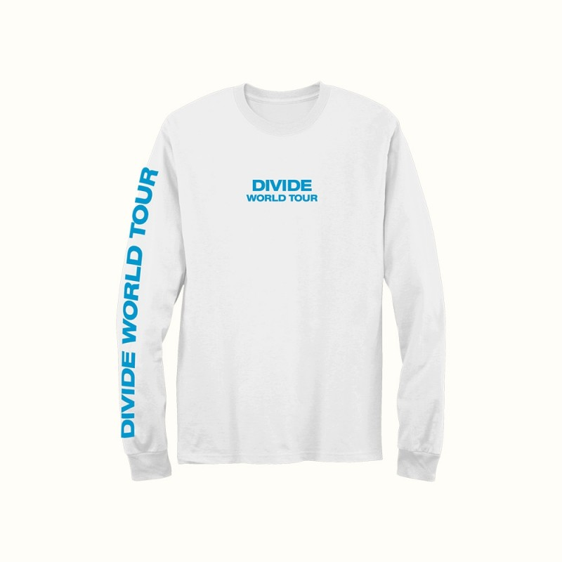 White Divide World Tour Long Sleeve T-Shirt
