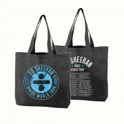 ÷ World Tour Tote Bag